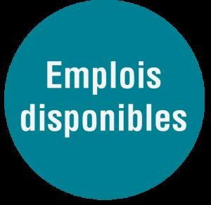 Lien vers la page des emplois disponibles