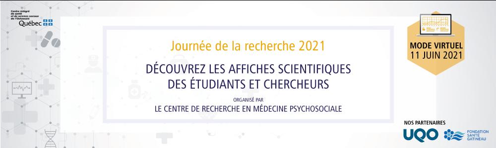 Journée de la recherche 2021